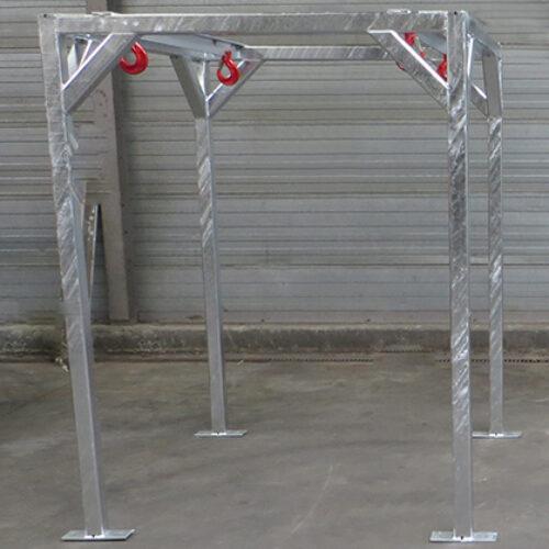 Bigbag frame